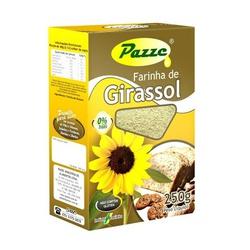 Farinha de Girassol 250g - 12425 - Fitoflora Produtos Naturais