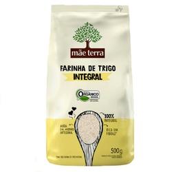 Farinha De Trigo Integral 500g - 10037 - Fitoflora Produtos Naturais