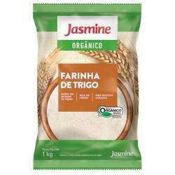 Farinha de Trigo Orgânico 1kg - 10505 - Fitoflora Produtos Naturais