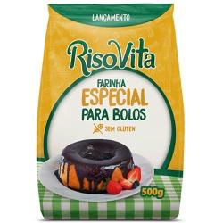 Farinha Especial Para Bolos 500g - 16392 - Fitoflora Produtos Naturais