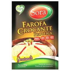 Farofa Crocante Proteica Gourmet 300g - 17411 - Fitoflora Produtos Naturais