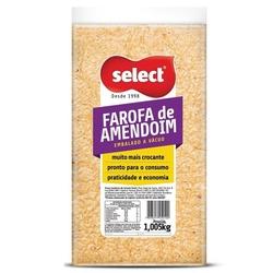 Farofa de Amendoim Á Vácuo 1,005kg - 15762 - Fitoflora Produtos Naturais
