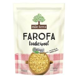 Farofa Tradicional Orgânica 200g - 17440 - Fitoflora Produtos Naturais