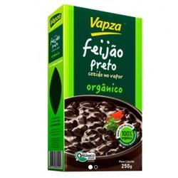 Feijão Preto Orgânico Cozido no Vapor 250g - 15513... - Fitoflora Produtos Naturais