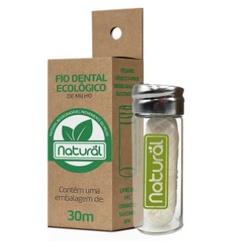 Fio Dental Ecológico de Milho 30m - 18129 - Fitoflora Produtos Naturais