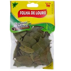 Folha de Louro 5g - 16177 - Fitoflora Produtos Naturais