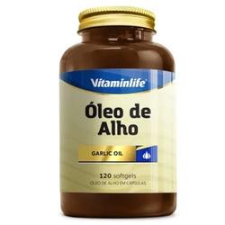 Óleo de Alho (Garlic oil) 120caps x 250mg - 10899 - Fitoflora Produtos Naturais