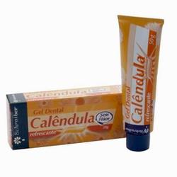 Gel Dental de Calêndula 50g - 15578 - Fitoflora Produtos Naturais