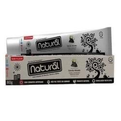 Gel Dental Carvão Ativado Sem Flúor 80g - 16298 - Fitoflora Produtos Naturais