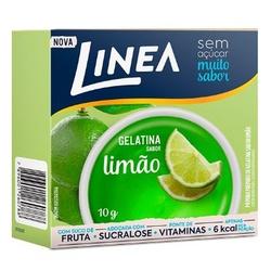 Gelatina Limão Sucralose 10g - 12111 - Fitoflora Produtos Naturais