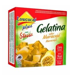 Gelatina Maracujá Com Stevia 10g - 11503 - Fitoflora Produtos Naturais