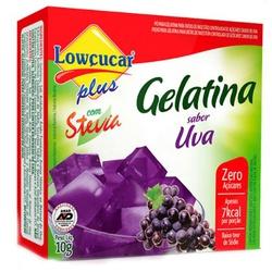 Gelatina Uva Com Stevia 10g - 11501 - Fitoflora Produtos Naturais