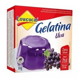 Gelatina Uva Zero Açúcar 10g - 11509 - Fitoflora Produtos Naturais