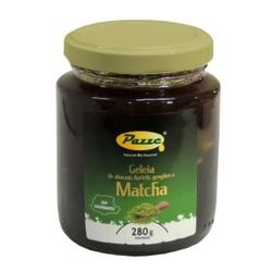 Geleia de Abacaxi, Hortelã, Gengibre e Matchá 280g... - Fitoflora Produtos Naturais