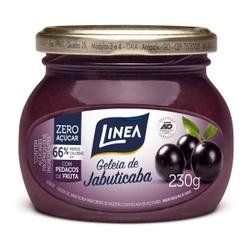 Geleia de Jabuticaba Zero Açúcar 230g - 13168 - Fitoflora Produtos Naturais