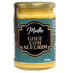 Ghee Com Alecrim 300g - 17802 - Fitoflora Produtos Naturais
