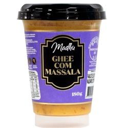 Ghee Com Massala 180g - 17795 - Fitoflora Produtos Naturais