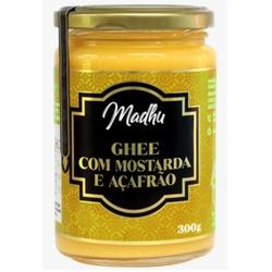 Ghee Com Mostarda e Açafrão 150g - 17790 - Fitoflora Produtos Naturais