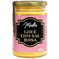 Ghee Com Sal Rosa 300g - 17798 - Fitoflora Produtos Naturais