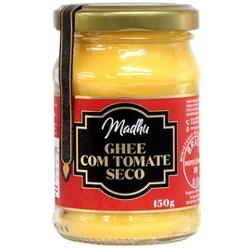 Ghee Com Tomate Seco 150g - 17786 - Fitoflora Produtos Naturais