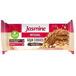 Gran Cookies Aveia e Nuts Integral Vegan 120g - 13... - Fitoflora Produtos Naturais