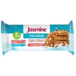 Gran Cookies Castanha-do-Pará Zero Açúcar Vegan 12... - Fitoflora Produtos Naturais