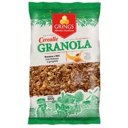 Granola Banana e Mel 800g - 15857 - Fitoflora Produtos Naturais