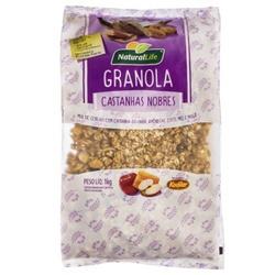 Granola Castanhas Nobres 300g - 16045 - Fitoflora Produtos Naturais