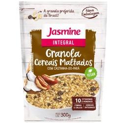 Granola Integral Com Cereais Maltados Vegan 300g -... - Fitoflora Produtos Naturais
