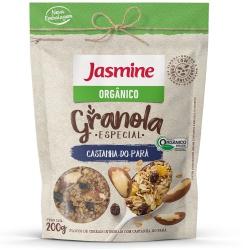Granola Orgânica Castanha-do-Pará 200g - 17933 - Fitoflora Produtos Naturais