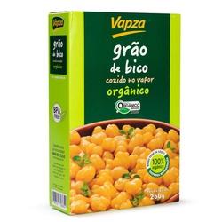 Grão de Bico Orgânico 250g - 17445 - Fitoflora Produtos Naturais