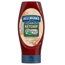 Ketchup Orgânico Hellmann's 380g - 17436 - Fitoflora Produtos Naturais