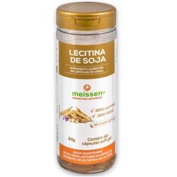 Lecitina de Soja 60caps x 1g - 10369 - Fitoflora Produtos Naturais