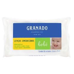 Lenços Umedecidos Bebê 50 unidades 20cmx15cm - 166... - Fitoflora Produtos Naturais