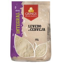 Levedo de Cerveja Integral 200g - 16476 - Fitoflora Produtos Naturais