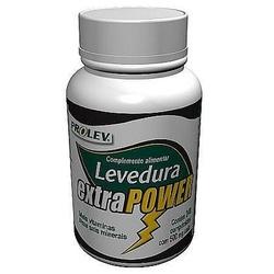 Levedura Extra Power 240comp x 500mg - 11209 - Fitoflora Produtos Naturais