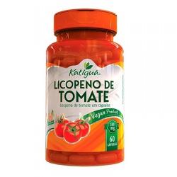 Licopeno de Tomate 60 cápsulas x 500mg - 16253 - Fitoflora Produtos Naturais