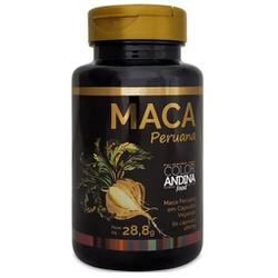 Maca Amarela Vegan 60x480mg - 17058 - Fitoflora Produtos Naturais