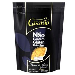 Macarrão de Arroz Ave Maria 200g - 12890 - Fitoflora Produtos Naturais