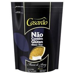Macarrão de Arroz Curvi Sem Ovos 200g - 12619 - Fitoflora Produtos Naturais