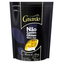 Macarrão de Arroz Padre Nosso 200g - 12623 - Fitoflora Produtos Naturais