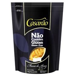 Macarrão de Arroz Fusilli Premium 500g - 4509 - Fitoflora Produtos Naturais