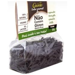 Macarrão de Arroz Penne Espinafre, Berinjela e Pim... - Fitoflora Produtos Naturais