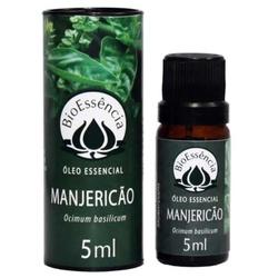 Óleo Essencial de Manjericão 5ml - 17652 - Fitoflora Produtos Naturais