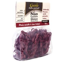 Macarrão de Arroz Talharim Beterraba, Banana Verde... - Fitoflora Produtos Naturais