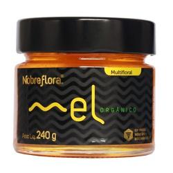 Mel Orgânico 240g - 17549 - Fitoflora Produtos Naturais
