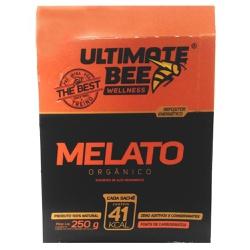 Melato Orgânico 10 saches x 25g - 17578 - Fitoflora Produtos Naturais