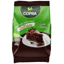 Mistura Para Bolo Sabor Chocolate 300g - 17279 - Fitoflora Produtos Naturais