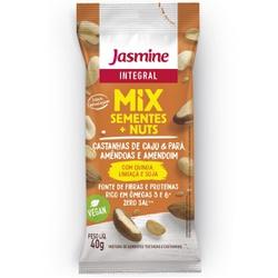 Mix Sementes e Nuts Display 15x40g - 13523 - Fitoflora Produtos Naturais