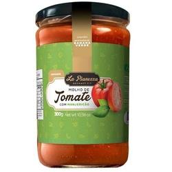 Molho de Tomate com Manjericão 300g - 16892 - Fitoflora Produtos Naturais